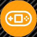 .svg, control pad, game console, gamepad, joypad, psp icon