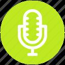 .svg, mic, microphone, radio mic, recording, speak icon