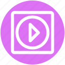 .svg, media, play, play button, play media, player icon