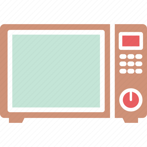 electronics, kitchen appliance, microwave, microwave oven icon