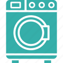 electrical appliance, electronics, home appliance, laundry machine icon