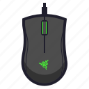 computer, esport, game, gaming, mouse icon