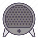 bluetooth, music, player, sound, speaker, volume, wireless icon