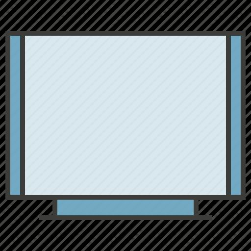 electronic, screen, tv icon