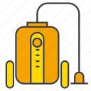 appliance, electronic, hoover, vacuum, vacuum cleaner icon