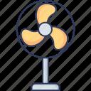 fan, ventilator, cooler, machine, turbine, propeller, cooling