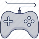 gamepad, gaming, console, technology, game, controller, joystick