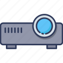 projector, multimedia, videos, projection, screen, statistics, analytics