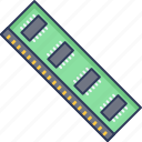 ram, hardware, computer, technology, chip, processor, electronics