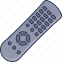 television, controller, technology, wireless, remote, control, buttons