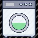 washing, machine, laundry, clothes, cleaning, appliances, electronics