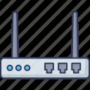 wireless, router, server, modem, network, device, wifi