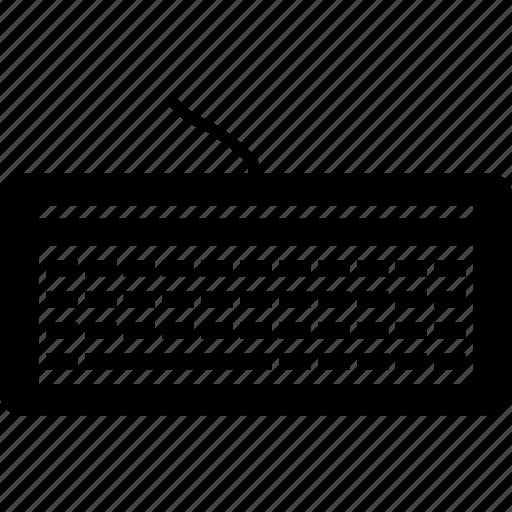 computer, computer keyboard, input device, keyboard, wireless keyboard icon