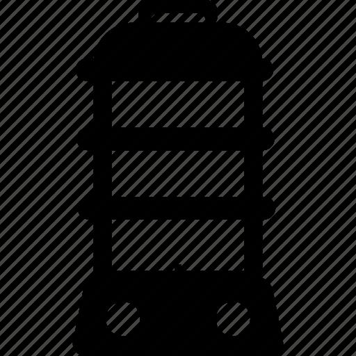 kerosene lamp, lamp, lantern, light, paraffin lamp, tubular lantern icon