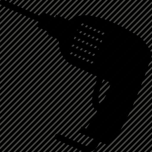 drill, drill machine icon