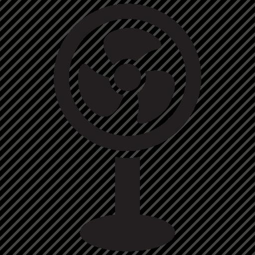 fan, ventilator, wind icon