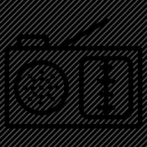 Audio, music, radio, sound icon - Download on Iconfinder