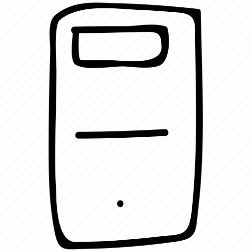 cell, mobile, phone, smartphone icon