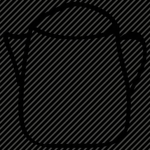 electric kettle, jug, kettle, teakettle icon