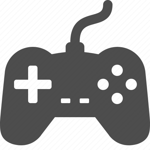 Video Game Controller Icon Controller, ele...