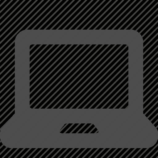 computer, gadget, laptop icon
