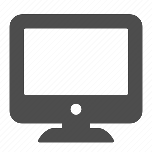 electronics, mac, monitor, pc, screen icon