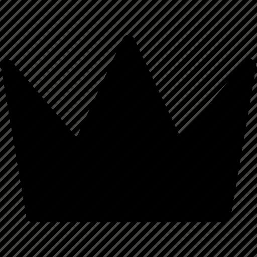crown, king, kingdom, majesty icon