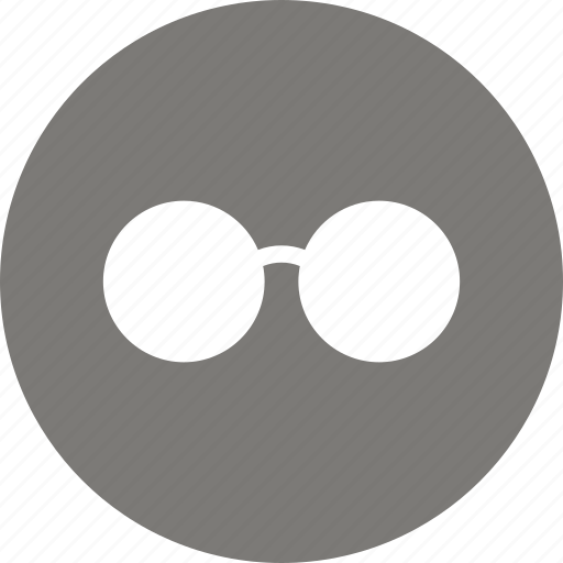 find, glasses, spectacles, view icon