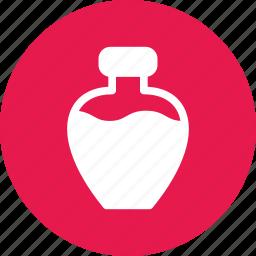 cosmetics, perfume, substance, toilet water icon