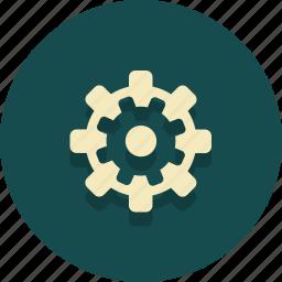 gear, gears, options, repair, setting, settings, web icon
