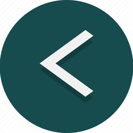 arrow, back, direction, left, previous, web icon