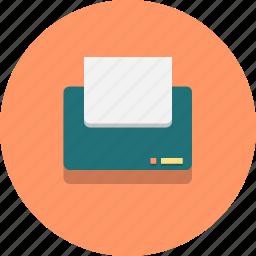copy, office, print, printer, printing, web icon