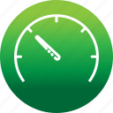 analysis, optimization, performance, speed, speedometer icon
