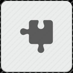 design, game, logic, material, puzzle icon
