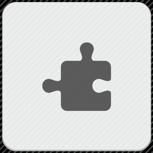 design, game, logic, material, piece, puzzle icon