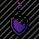 elixer, magic, potion, protection icon