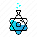 atomic, elixir, magic, potion icon