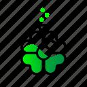 elixir, lucky, magic, potion icon