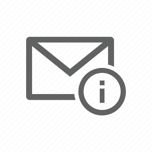 email, help, information, mail icon