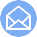 .svg, email, envelope, mail, message, open letter, read icon