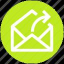 .svg, email, envelope, forward, letter, mail, message