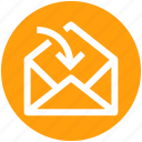 .svg, email, envelope, letter, mail, message, received icon