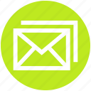 .svg, email, envelopes, letter, mail, messages icon