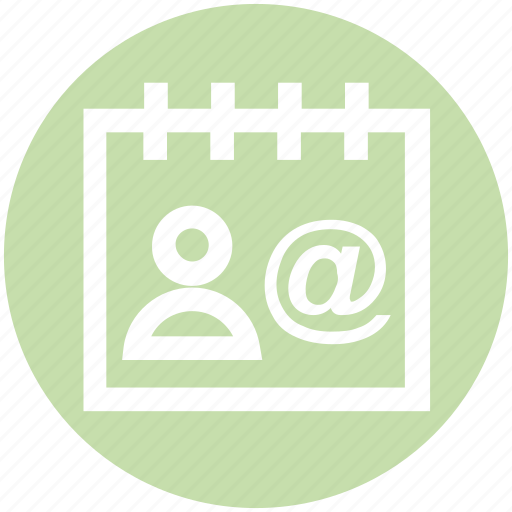 .svg, address book, book, contact, contacts book, phone icon