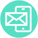 .svg, envelope, letter, mail, message, mobile icon