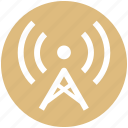 .svg, antenna, beacon, signal tower, tower, wifi signal antenna icon
