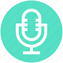 .svg, audio, mic, microphone, record, song, voice icon