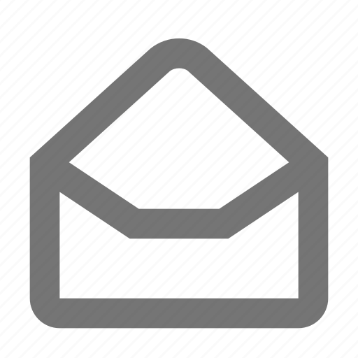 Email, read, envelope, message, communication, interaction, letter icon - Download on Iconfinder
