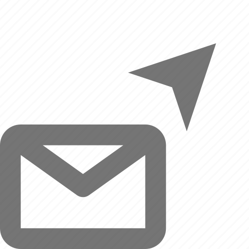 email, envelope, message, send icon