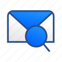 business, communication, email, find, gmail, mail, message icon